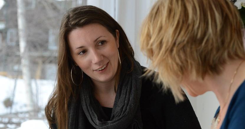 d744c447251e Mathilda lär andra med afasi att prata igen efter stroke   Neuro